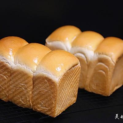 淡奶油吐司-------超级柔软