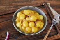 香港路边绝不错过的一份小食,咖喱鱼丸的做法