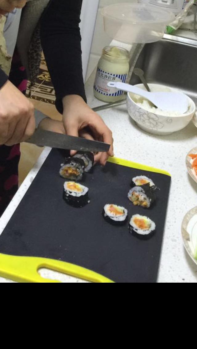 寿司的做法_【图解】寿司怎么做如何做好吃