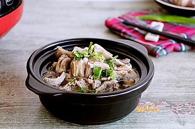 内蒙古羊排羊杂汤