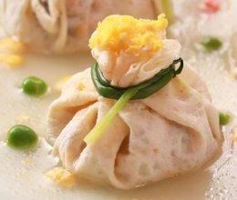 【双喜福袋】饺子做成福袋,卖相漂亮味道不赖!的做法