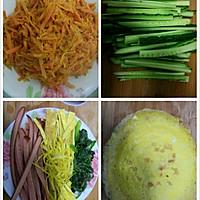 咸味紫菜包饭的做法图解2