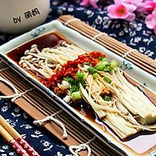 剁椒金针菇~夏日快手菜