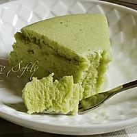 菠菜蒸蛋糕 #中粮我买,春季踏青#的做法图解20