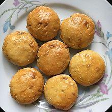 手工芝麻饼