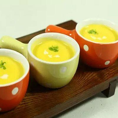 【微體】溫暖 | 奶油南瓜湯