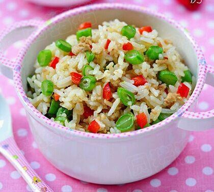 让米饭一粒不留)的做法图解4