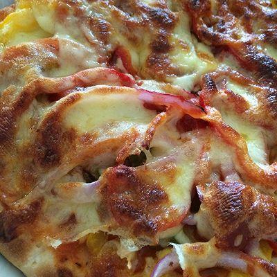 好吃又简单的家庭披萨