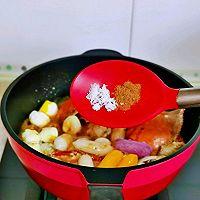 #合理膳食 营养健康进家庭#红烧梭子蟹的做法图解10