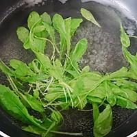 12M+香菇瘦肉二米粥:宝宝辅食营养食谱菜谱的做法图解6