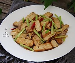 #我为奥运出食力# 攸县香干这样炒,超下饭的做法