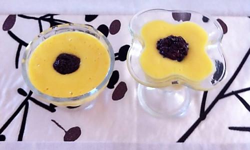 芒果黑糯米甜甜的做法
