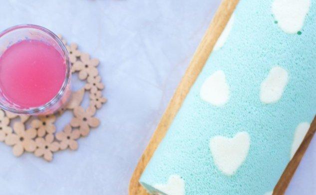 【蓝天白天~天空蛋糕卷】——COUSS CO-3703W出品