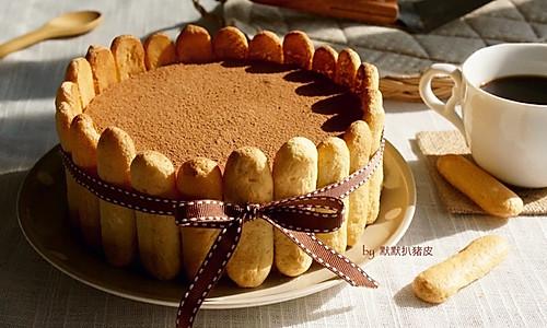 6寸提拉米苏蛋糕的做法