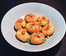 十二岁少年的作品---脆皮小土豆的做法