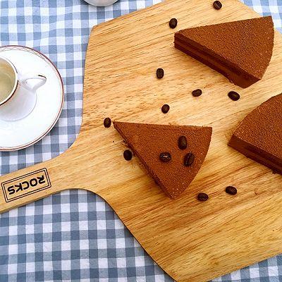 牛奶巧克力慕斯