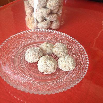 奶香椰蓉山楂球