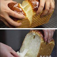 北海道吐司 | 手工揉出手套膜的做法图解19