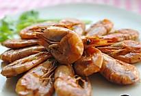 两餐厨房丨三杯虾【两餐原创】的做法