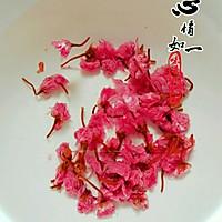 樱花水果慕斯蛋糕#浪漫樱花季#的做法图解1