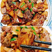 #巨下饭的家常菜#酱香土豆炖排骨