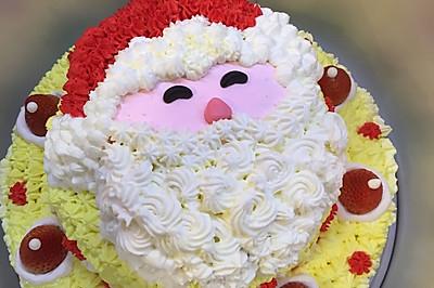12寸三层蛋糕-可可原味海绵,红丝绒原味戚风完美组合