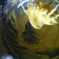 曲奇饼干-抹茶、咖啡、香草的甜蜜三色的做法图解1