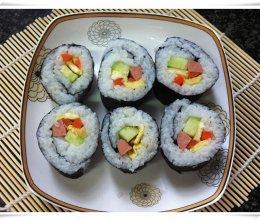 零厨艺------简单寿司的做法