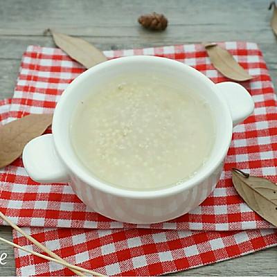 小米藜麦粥