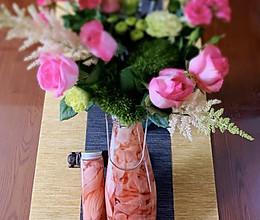 紫苏姜片的做法