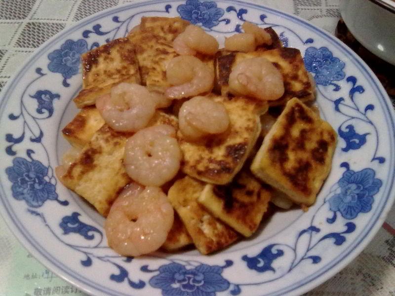 虾仁豆腐的做法_虾仁豆腐怎么做好吃
