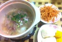 羊肉白菜汤的做法