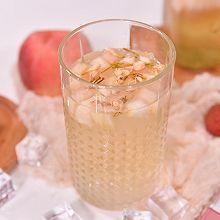 茉莉蜜桃冰茶