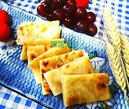 #美食视频挑战赛# 榴莲薄饼的做法