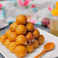 脆皮黄金红薯丸子 经典而又简单的家常甜食中也有小技巧需要掌握
