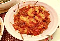 茄汁马拉盏大虾的做法