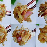 椒洋葱葱莲花白的做法图解12