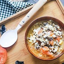 蛤蜊菌菇豆腐煲——宝宝汤羹系列