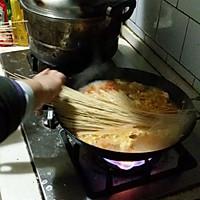 西红柿鸡蛋汤面的做法图解4