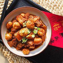 米饭克星【红烧肉卤蛋】#晒出你的团圆大餐#