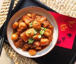 米饭克星【红烧肉卤蛋】#晒出你的团圆大餐#的做法