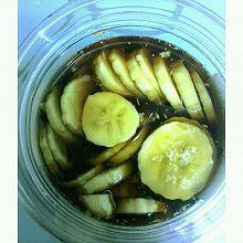 减肥瘦身香蕉醋~最简单做法