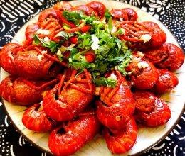 初夏艳阳香辣小龙虾的做法