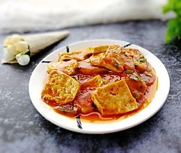 下饭神器茄汁豆腐的做法