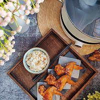 #全电厨王料理挑战赛热力开战!#快手菜,味道浓郁又下饭的沙姜焖鸡翅的做法图解9