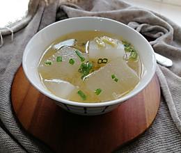 #硬核家常菜#冬瓜榨菜汤的做法