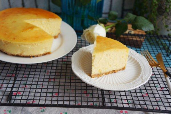 榴莲重芝士蛋糕的做法