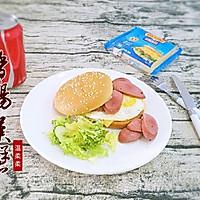 香肠汉堡#百吉福食尚达人#