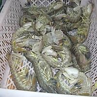 烤青口、濑尿虾的做法图解1