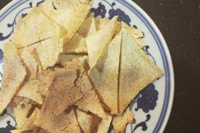 减脂饱腹无油玉米片tortilla chips